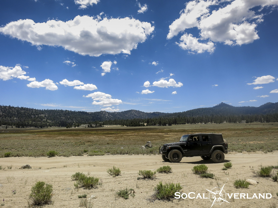 Monache Meadow Trail - SoCal Overland